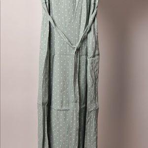 H&M Dresses - H&M 30s style Maxi Dress Size 6